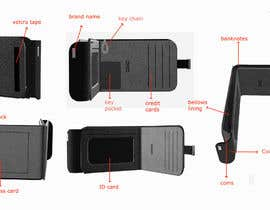 #6 untuk Looking for industrial designer to design NEW slim wallet for mans oleh ecemozkurt