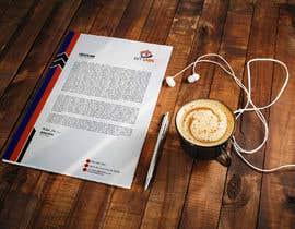 Nro 19 kilpailuun Letterhead Designing PPT Design käyttäjältä ftzrini24