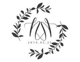 #26 untuk Build a monogram for wedding oleh noobpb54