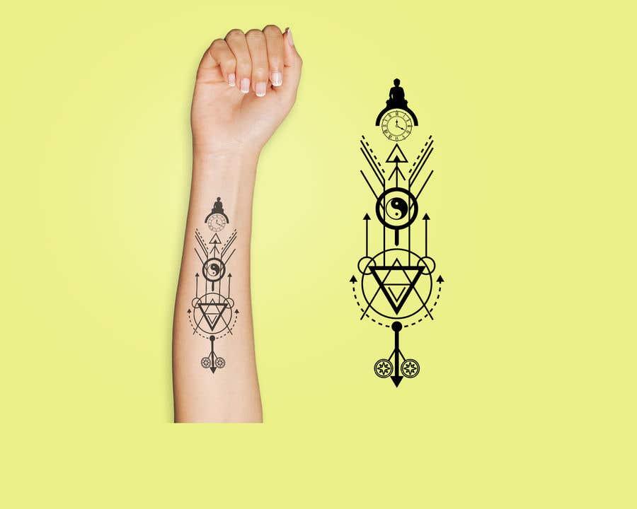 Konkurrenceindlæg #28 for Design me a tattoo!