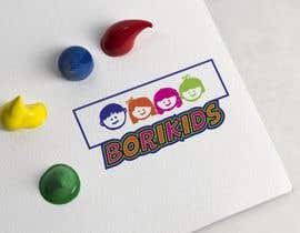#14 for Logo Revamp/Upgrade for Borikids by shahadot55