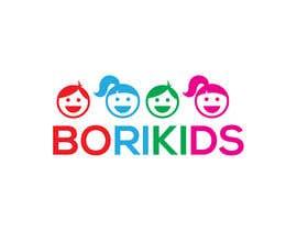 #17 for Logo Revamp/Upgrade for Borikids by bipu619