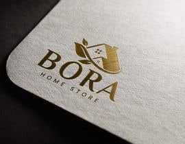 nº 337 pour Logo Designs For BORA HOMESTORE par rehannageen
