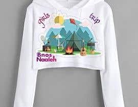 Nro 25 kilpailuun Coool Sublimated Sweatshirt design käyttäjältä jilladeepak2010