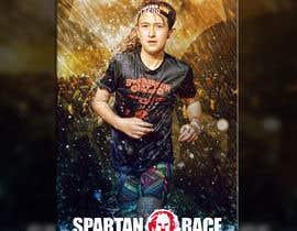 #103 for Spartan Race Poster af reyesonline