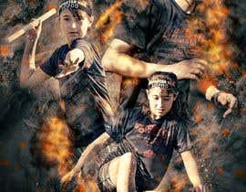 #110 for Spartan Race Poster af ulyssesalmoitejr
