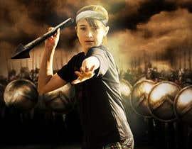 #106 for Spartan Race Poster af alexandrsur