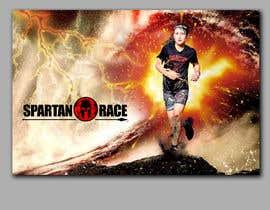 #90 for Spartan Race Poster af alfasatrya