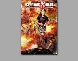 #99 for Spartan Race Poster af alfasatrya