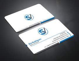 #156 for Design a visit card by designer4954