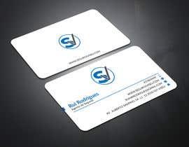 #158 for Design a visit card by designer4954