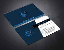 #159 for Design a visit card by designer4954