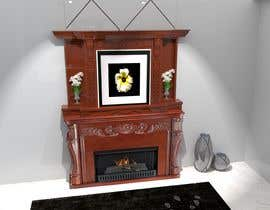 #26 для Design a fireplace accent wall от na4028070