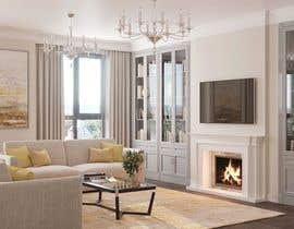 #30 для Design a fireplace accent wall от na4028070