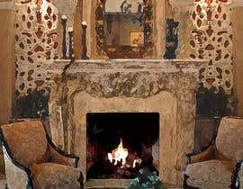#22 для Design a fireplace accent wall от Salim009
