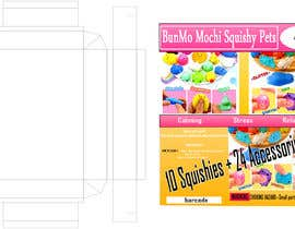 #17 for Create a Package design for Mochi Toys by gurjitlion