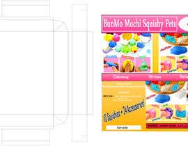 #18 for Create a Package design for Mochi Toys by gurjitlion