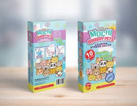 #23 for Create a Package design for Mochi Toys by hicmoul