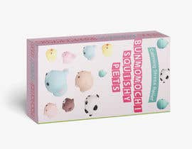 #14 for Create a Package design for Mochi Toys by freelanceralami1