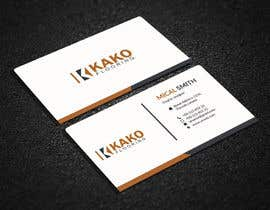#179 for Design some business card by Hafiz20
