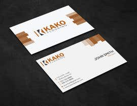 #461 for Design some business card by shiblee10