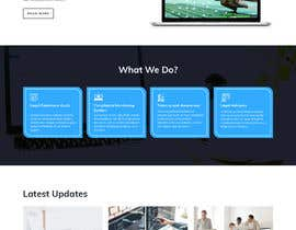 #14 untuk Redesigning my website oleh saidesigner87