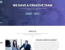 #52 for redesign my portfolio af mdbelal44241