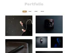 shimul663 tarafından redesign my portfolio için no 35