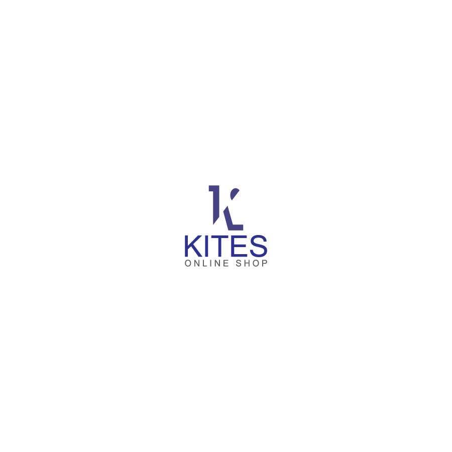 """Bài tham dự cuộc thi #34 cho Create a logo for """"Kites"""" Online Shop"""