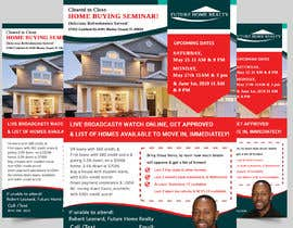 #9 for build a flyer for upcoming home buyers seminar by shah14940