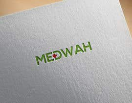 #55 cho logo for a medical shop by the name MEDWAH bởi rimarobi