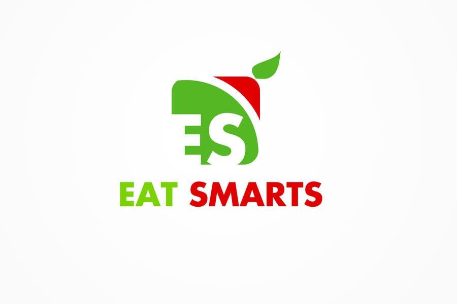 Konkurrenceindlæg #                                        22                                      for                                         Logo Design for Eat Smarts