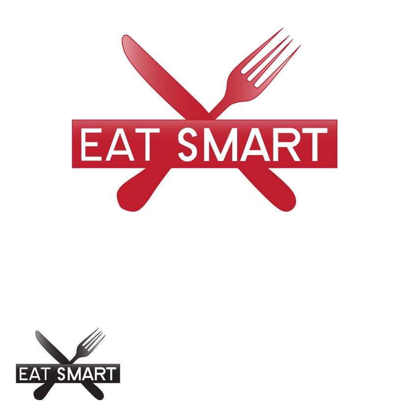 Konkurrenceindlæg #                                        12                                      for                                         Logo Design for Eat Smarts