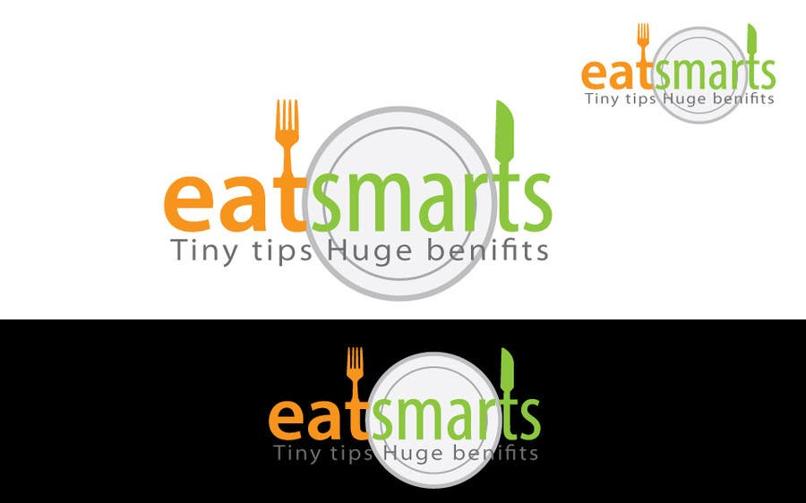 Konkurrenceindlæg #                                        18                                      for                                         Logo Design for Eat Smarts