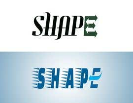 #61 for SHAPE Logo by mesteroz