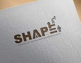 #13 for SHAPE Logo by kazal001