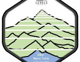 #5 untuk Levles Beverage Company ProMo sticker oleh Jordanoswald000
