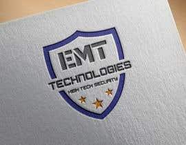nº 884 pour EMT Technologies New Company Logo par PappuMahamud