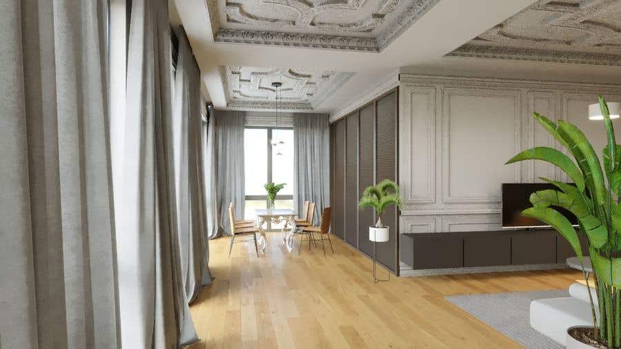 Konkurrenceindlæg #19 for living area Interior design