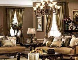 #18 for living area Interior design af bhattiadeelahmad