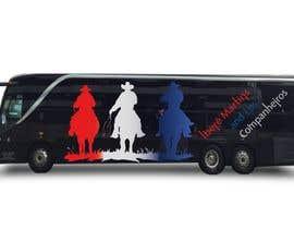 #8 para Fazer o Design Completo para Transporte do Grupo Musical por WAJIDKHANTURK1