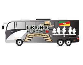 #13 para Fazer o Design Completo para Transporte do Grupo Musical por istihakahmedsany