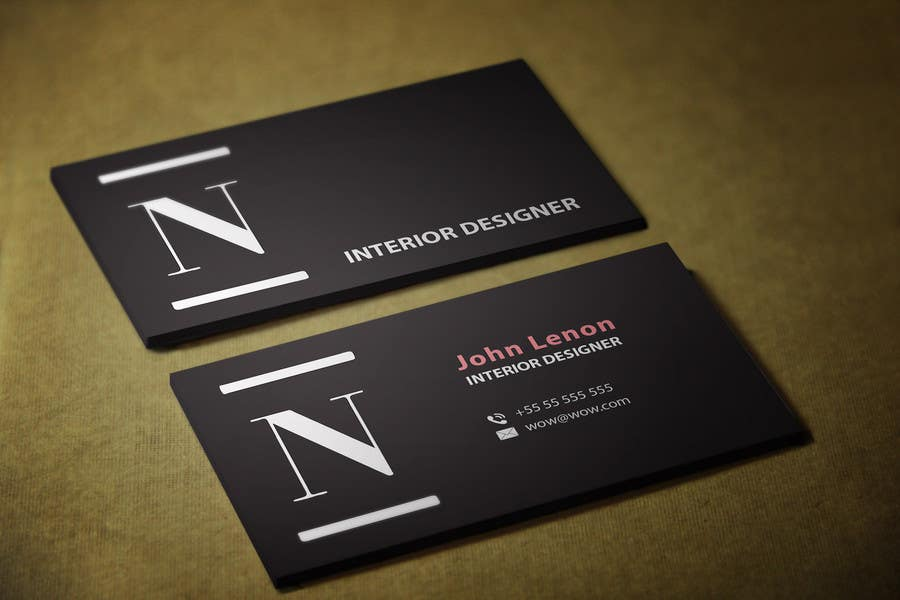 Graphics For Interior Design Business Card Graphics | www ...