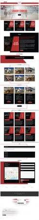 Graphic Design-kilpailutyö nro 9 kilpailussa WordPress Theme Design