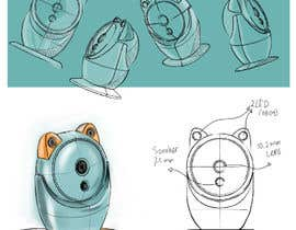 #10 for Design a fashionable camera enclosure (concept drawing) af abdillahfnoor