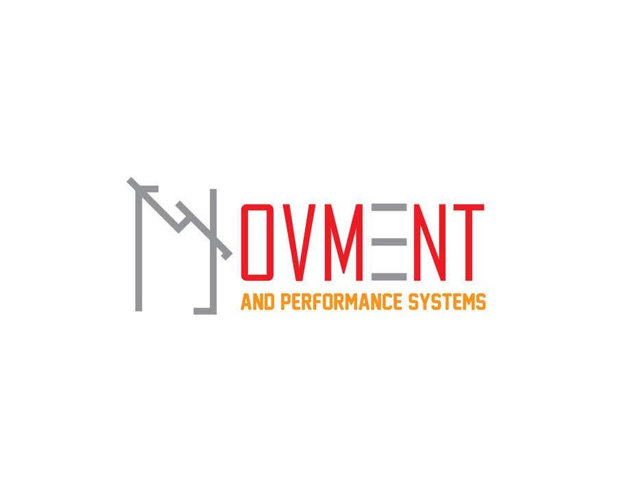 Kilpailutyö #248 kilpailussa Movement and Performance Systems Logo