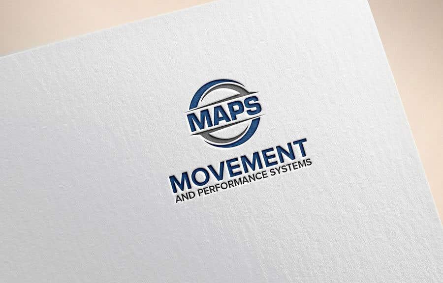 Kilpailutyö #255 kilpailussa Movement and Performance Systems Logo