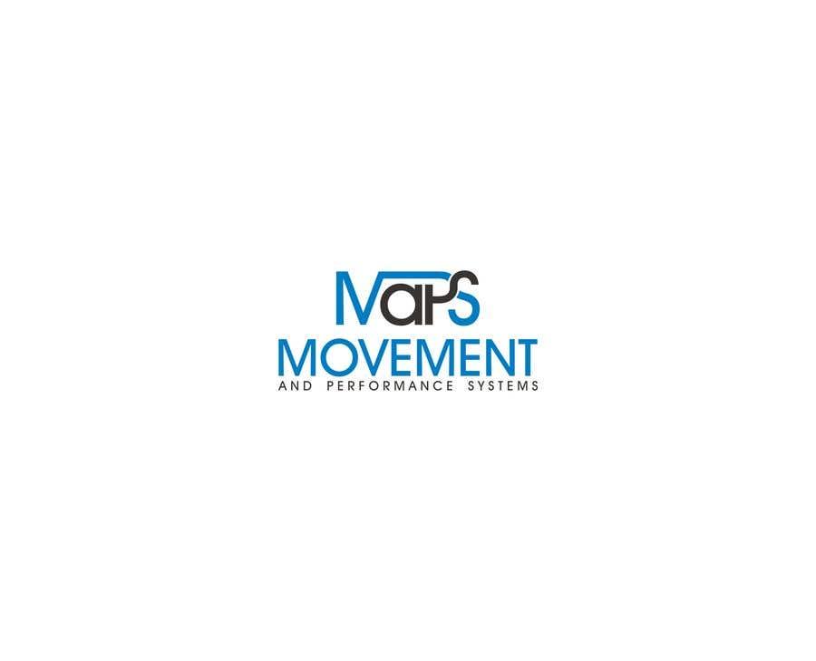 Kilpailutyö #195 kilpailussa Movement and Performance Systems Logo