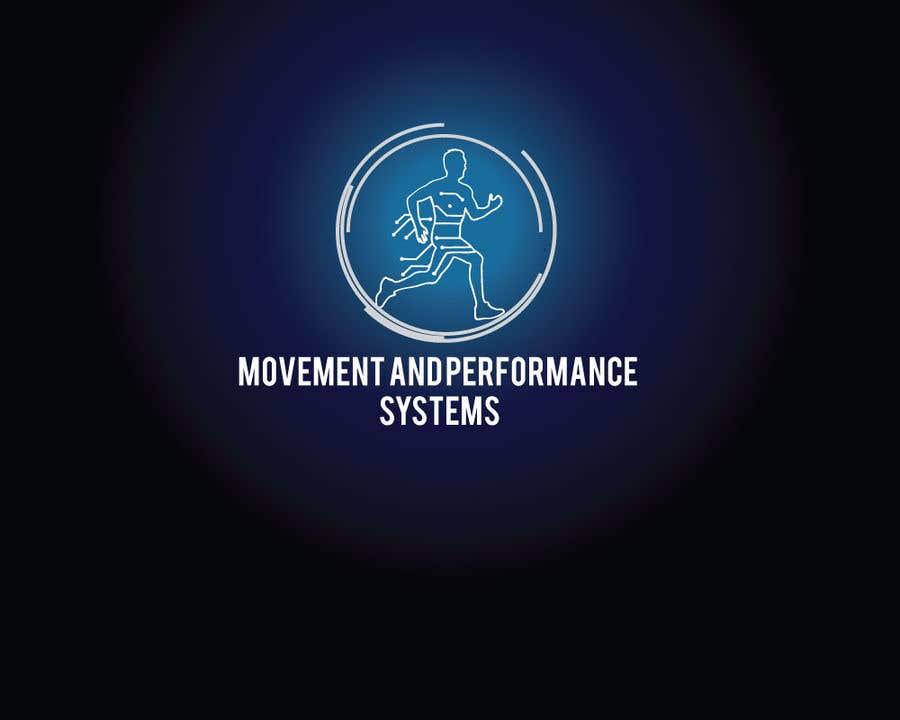Kilpailutyö #188 kilpailussa Movement and Performance Systems Logo