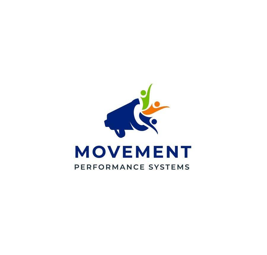 Kilpailutyö #222 kilpailussa Movement and Performance Systems Logo